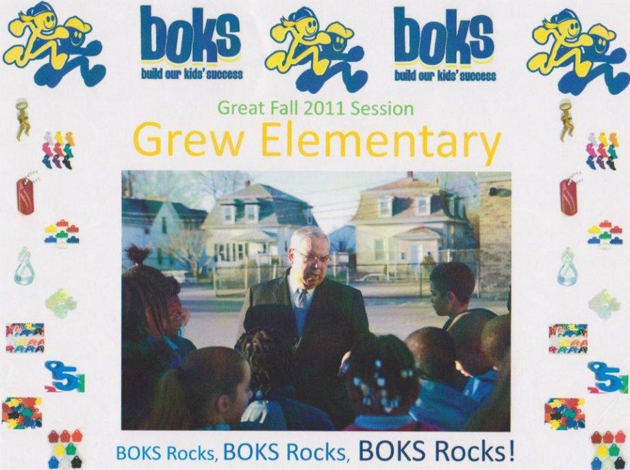 Grew Elementary