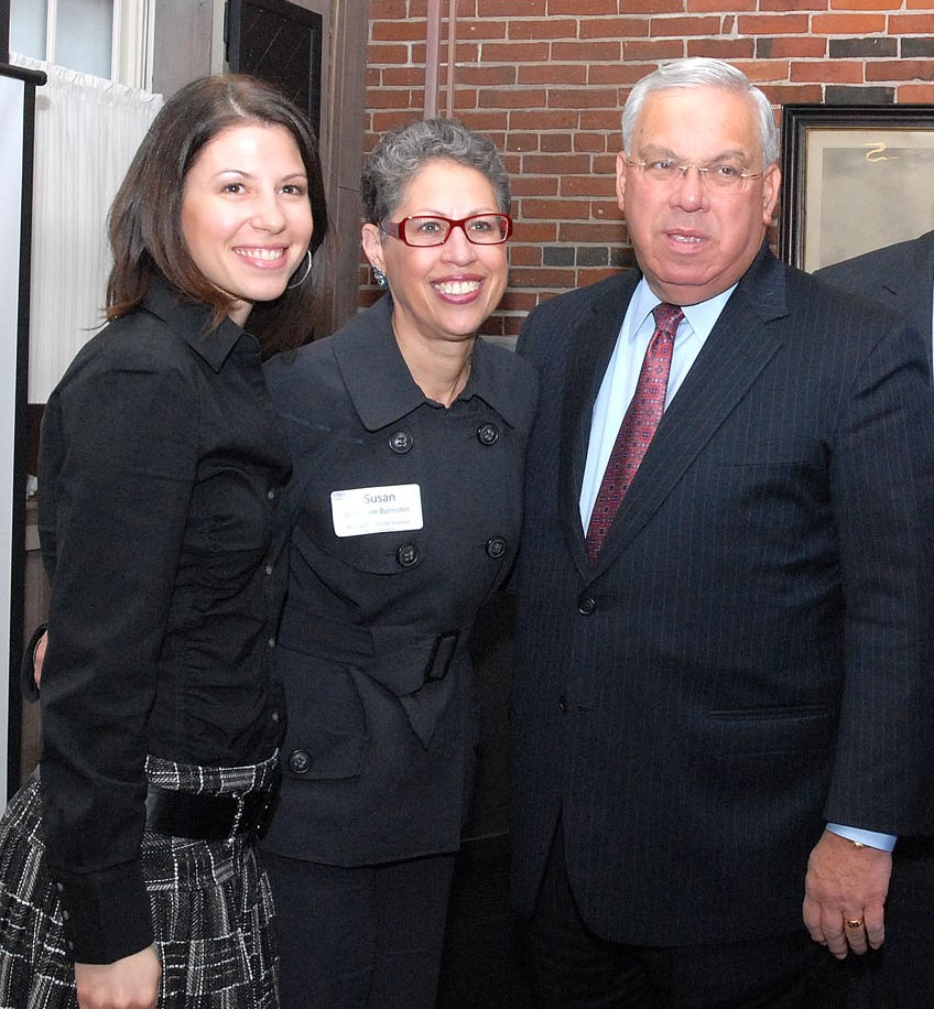 Mayor Menino LifeTechBoston